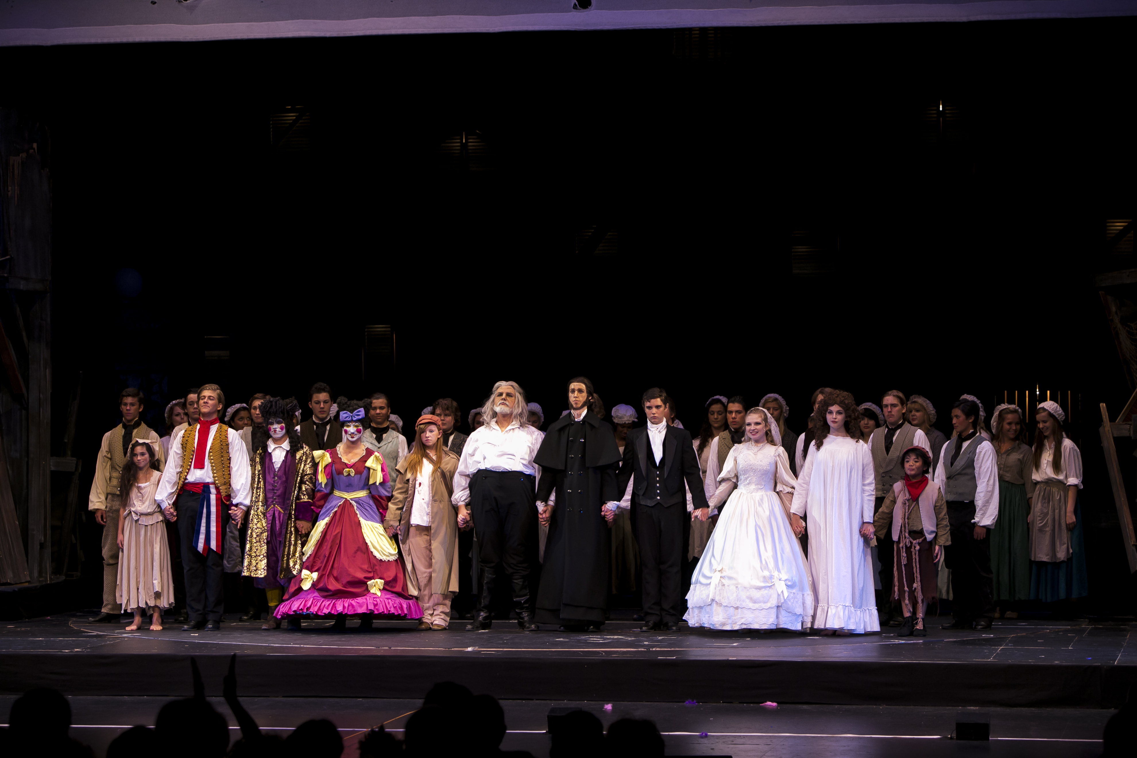 Les Miserables Curtain Call