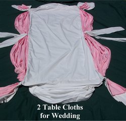 2 Table Cloths - Lesmiserablescostumerentals.com