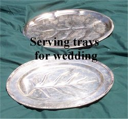 Wedding Trays - Lesmiserablescostumerentals.com